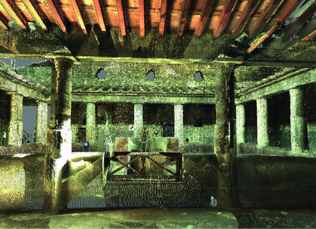 Scavi archeologici a Oplontis